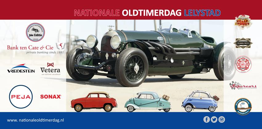Nationale Oldtimerdag Editie 36